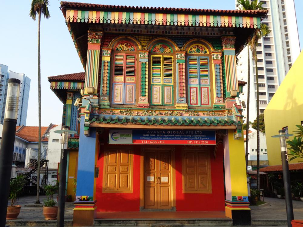 Colourful House of Tan Teng Niah