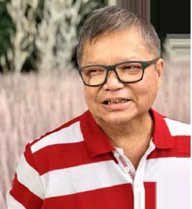 Steven Lau Hwai Kien